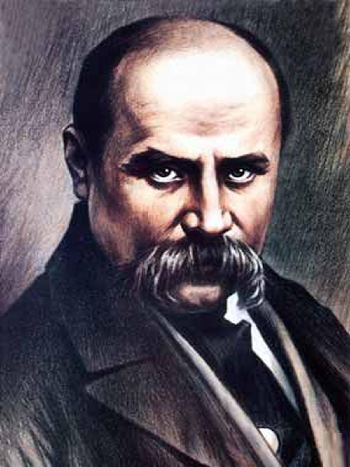 Тарас-Шевченко-самый-известный-поэт-Украины
