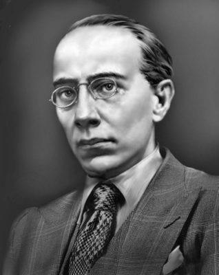 135 лет со дня рождения русского писателя-фантаста А.Р. Беляева