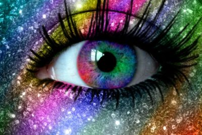 Праздник разноцветных глаз