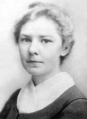 11 мая - 155 лет со дня рождения английской писательницы Э. Л. Войнич