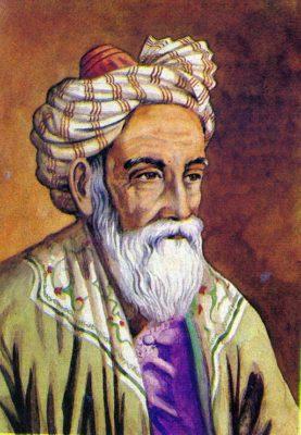 18 мая - 971 год со дня рождения персидского поэта Омара Хайяма