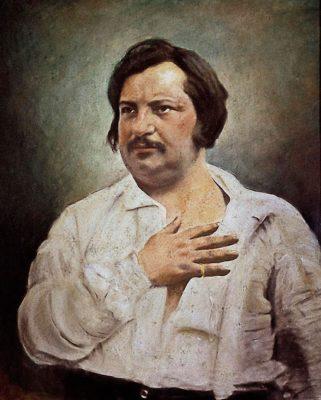20 мая - 220 лет со дня рождения французского писателя О. де Бальзака
