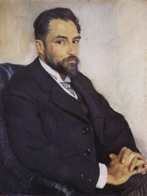 3 мая – 149 лет со дня рождения русского художника А. Н. Бенуа