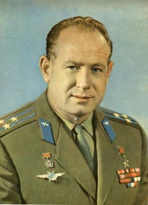 30 мая - 85 лет со дня рождения советского лётчика-космонавта А.А. Леонова