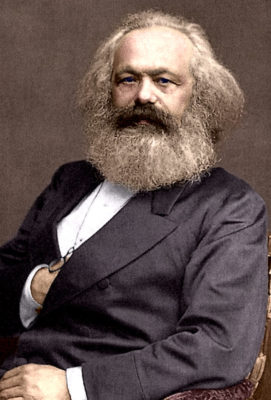 5 мая – 201 год со дня рождения немецкого философа, экономиста, социолога Карла Маркса