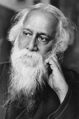 7 мая – 158 лет со дня рождения индийского писателя и общественного деятеля Рабиндраната Тагора