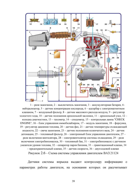 Схема блока электронного зажигания